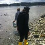 Yellow Boots Walking