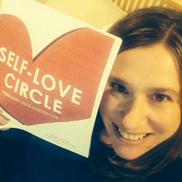 choose self love circle