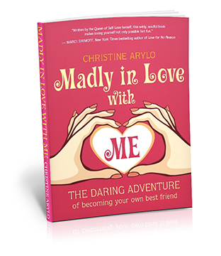 madly in love with me self love book christine arylo