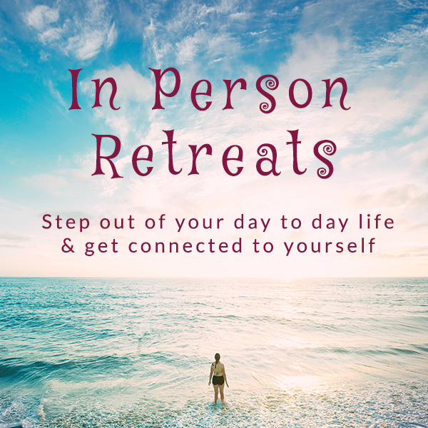 self love retreats - step out of your day to day life and get connected to yourself