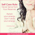 self care arylo love mantra