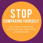 The Comparison Cure: Stop Criticizing Yourself and Start Loving Yourself