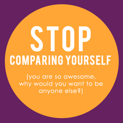 self compassion comparison self love mantra