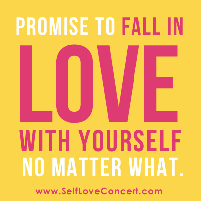 self love fall in love with myself quote
