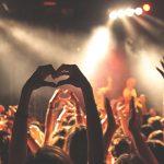 self love concert hands