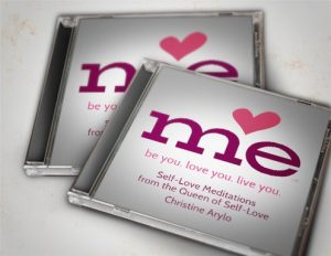self love meditations cd image
