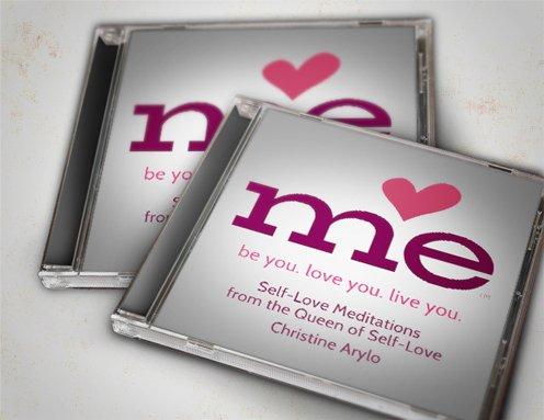 self love meditations cd image