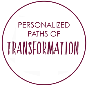 self love personalized paths of transformation program