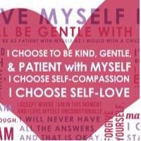 2018 Self Love Poster